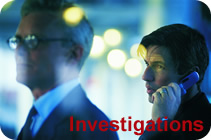 Click Here for Information on Investigations